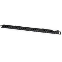 StarTech.com PANELHU24 0.5U patch panel