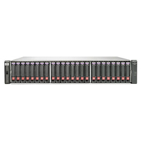 Hewlett Packard Enterprise P2000 G3 SAS MSA Bundle 7200GB Rack (2U) disk array