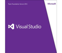 Microsoft Visual Studio Team Foundation Server 2012, UCAL, MOL NL