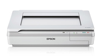 Epson WorkForce DS-50000 Flatbed scanner 600 x 600DPI A4 White