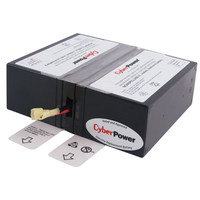 CyberPower RB1270X2 12V UPS battery