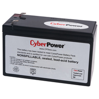 CyberPower RB1290 12V UPS battery