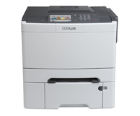 Lexmark CS510dte Color 1200 x 1200DPI A4