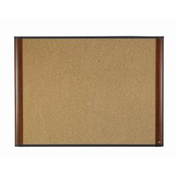 3M C4836MY Corkwood Brown,Graphite bulletin board