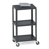 Bretford A2642-P5 Projector Multimedia cart Black multimedia cart/stand