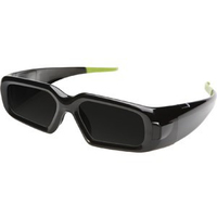 Viewsonic 3D glasses Black stereoscopic