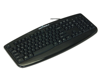 Seal Shield STK503P PS/2 Black keyboard