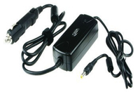 2-Power CAC0666B Auto 90W Black power adapter/inverter