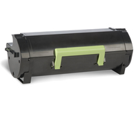 Lexmark 50F0XA0 Laser cartridge 10000pages Black toner cartridge