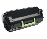 Lexmark 62D1X00 Cartridge 45000pages Black laser toner & cartridge