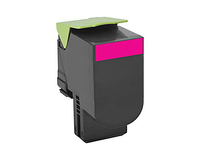 Lexmark 80C0H30 Laser cartridge 3000pages Magenta laser toner & cartridge