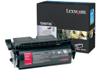 Lexmark 12A6735 Laser cartridge 20000pages Black toner cartridge