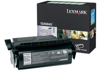 Lexmark 12A5845 Laser cartridge 25000pages Black toner cartridge