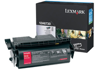 Lexmark 12A6730 Laser cartridge 7500pages Black toner cartridge