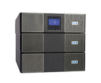 Eaton 9PX 11000VA 10AC outlet(s) Rackmount/Tower Black,Silver uninterruptible power supply (UPS)