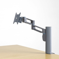 Kensington Column Mount Extended Monitor Arm with SmartFit® System