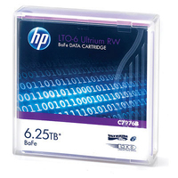 Hewlett Packard Enterprise LTO-6 Ultrium RW LTO