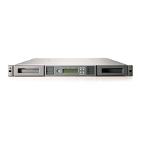 Hewlett Packard Enterprise StoreEver 1/8 G2 LTO-6 Ultrium 6250 FC Tape Autoloader 15000GB 1U tape auto loader/library