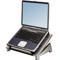 "Fellowes 8032001 17"" Black notebook arm/stand"