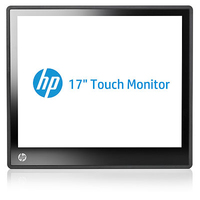 "HP L6017tm 17"" 1280 x 1024Pixels Zwart touch screen-monitor"