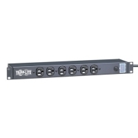 Tripp Lite RS-0615-F 6AC outlet(s) 120V 4.57m Black surge protector