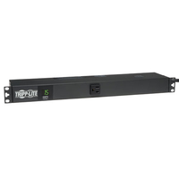 Tripp Lite PDUMH15 13AC outlet(s) 1U Black power distribution unit (PDU)