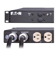 Eaton T2235-3209 9AC outlet(s) 1U Black power distribution unit (PDU)