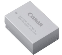Canon NB-7L Lithium-Ion (Li-Ion) 1050mAh 7.4V rechargeable battery