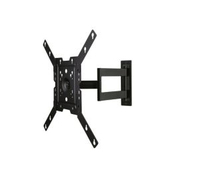"Peerless SAL746 46"" Black flat panel wall mount"