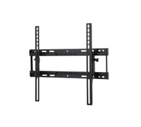 "Peerless STL646 46"" Black flat panel wall mount"