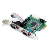StarTech.com PEX2S952 Internal Serial interface cards/adapter