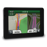 "Garmin Nuvi 3550LM Fixed 5"" TFT Touchscreen 203g Black navigator"