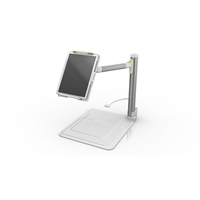 Belkin B2B054 Tablet Multimedia stand Wit multimediawagen & -steun