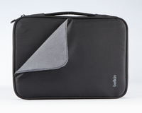 "Belkin B2B068-C00 10"" Sleeve case Black tablet case"