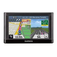 "Garmin Nuvi 52 Handheld/Fixed 5"" TFT Touchscreen 180.1g Black navigator"