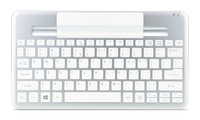 Acer NP.KBD11.012 Bluetooth QWERTY English Silver mobile device keyboard