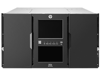 Hewlett Packard Enterprise StoreEver MSL6480 240000GB 6U tape auto loader/library