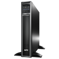 APC Smart-UPS 750VA 8AC outlet(s) Rackmount Black uninterruptible power supply (UPS)