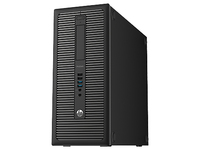HP ProDesk 600 G1 3.2GHz i5-4570 Micro Tower Black PC