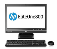 "HP EliteOne 800 G1 2.9GHz i5-4570S 23"" 1920 x 1080pixels Touchscreen Silver All-in-One PC"
