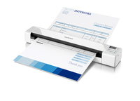 Brother DS-820W Sheet-fed scanner 600 x 600DPI A4 White scanner