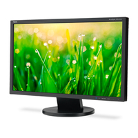 "NEC AS222WM-BK 22"" Full HD Black computer monitor"