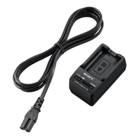 Sony BCTRW Indoor battery charger Black battery charger