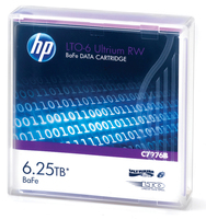 Hewlett Packard Enterprise LTO-6 Ultrium 6.25TB MP RW No Case 960 Tape Pallet