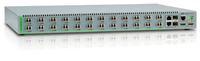 Allied Telesis AT-8100S/24F-LC Managed L3 Gigabit Ethernet (10/100/1000) Green,Grey