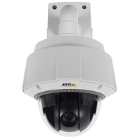 Axis Q6044-E IP security camera Indoor & outdoor Dome White 1280 x 720pixels
