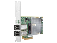 Hewlett Packard Enterprise 3PAR StoreServ 7000 2-port 10Gb/sec iSCSI/FCoE Adapter Internal Fiber interface cards/adapter