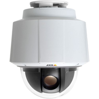 Axis Q6042 IP security camera Indoor & outdoor Dome White