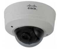 Cisco Surveillance 6020 IP IP security camera Indoor & outdoor Dome Black,White