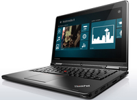 "Lenovo ThinkPad Yoga Yoga 2.1GHz i7-4600U 12.5"" 1920 x 1080pixels Touchscreen Black,Graphite Notebook"